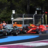 F1 Francia Nagydíj különdíjak