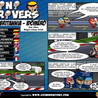 Los MiniDrivers magyarul: Brit Nagydíj (+ egy szolgálati közlemény)