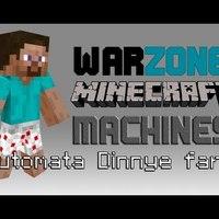 Warzone Minecraft Machines - Automata Dinnyefarm