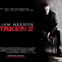Ütős poszter és még jobb előzetes a Taken 2-höz!
