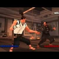 Karateka Videóteszt