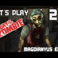 Day of the Zombie | Let's Play 2. rész