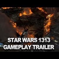 Gamescom: Star Wars 1313 Gameplay Trailer
