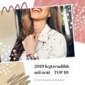 Íme 2019 legtrendibb női karórái - TOP10