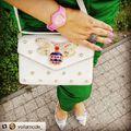 A @voilamode_ bloggere Krisztike is a H2X órákért rajong. A körömlakkját is az új órához igazította. #fashionwatch #musthave #ekszer#ora #fashionwatchhungary #trend2018 #ora #h2xwatches #holiday