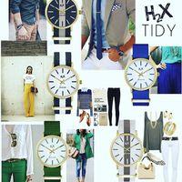 A H2X órák stílust és színt hoznak az életedbe!  fashionwatch   fashionwatchhungary  trend2018 020301cbad