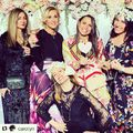 A Fashionwatch Welcome Spring! partiján a Gagá Milano és a Rebecca nemzetközi márka managerei is remekül érezték magukat. #fashionwatchhungary #rebeccajewelry #gagamilanowatches #welcomespring @PALASTI_MARTI