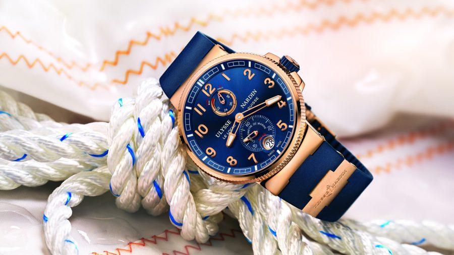 ulysse-nardin-marine-collection-tengeri-kollekcio-hajos-vitorlas-. Te is  szeretnél egy menő vitorlás órát  4c3da1cad0