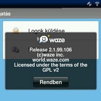 New Android beta version:2.1.99.106