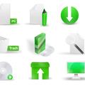 Szüke ikon set