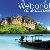 Webanalitika az utazás szektorban