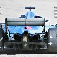 A fehér holló, ami kifogott a Mercedesen - USA Nagydíj