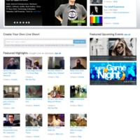 Megújult a Ustream: that's what I call redesign