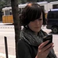 Budapesti másodperc a HTC Mondrian reklámjában