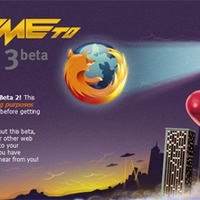 Robozilla meetz Firefox3