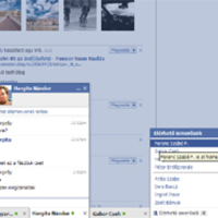 Elérhető a Facebook csetszolgáltatása