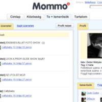 A Twitter hullámain: elindult a Mommo