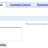 A Google Translate és a magyar nyelv