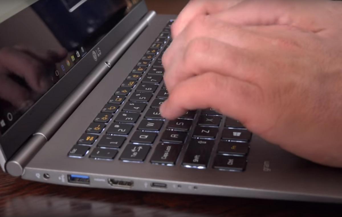 gram lg laptop