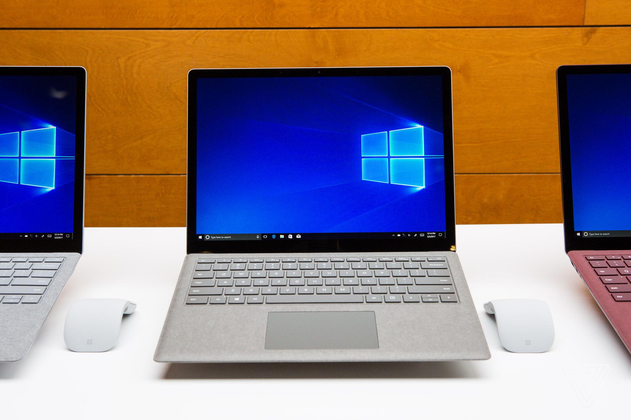 laptop eger microsoft