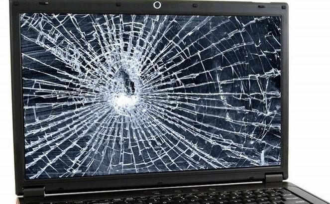 laptop kijelző hiba - csere házilag