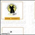 Grafikus kókányolás - Instant logó