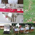 Viki és Zoli különleges esküvője a golfpályán