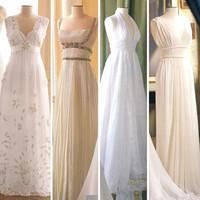 Menyasszonyi ruhák másképp