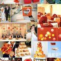 Színes esküvők - főszerepben a narancs
