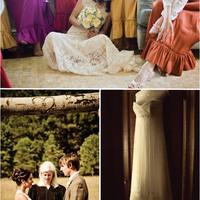 A menyasszony ruhája