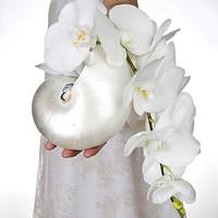Kézben tartott design avagy egyedi menyasszonyi csokor