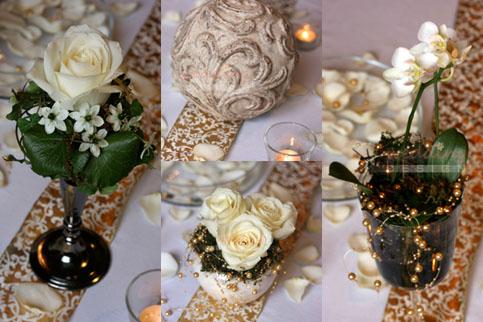 eeb0d0f585 Fehér-arany esküvői asztaldísz - Wedding Design Blog - esküvő stílusosan