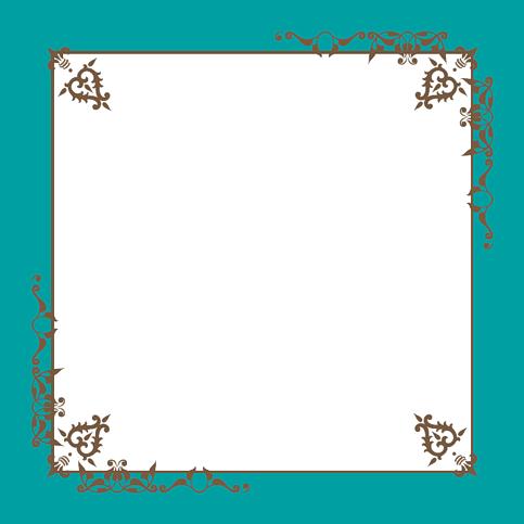 Türkiz és barna meghívó - Wedding Design Blog - esküvő stílusosan 5ea108c649