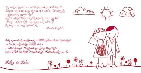 vicces szülinapi meghívó szöveg Napi cukiság   újabb rajzos meghívó   Wedding Design Blog   esküvő  vicces szülinapi meghívó szöveg