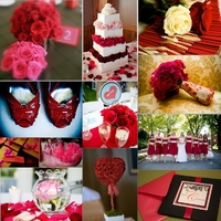Esküvői inspirációk Valentin-napra
