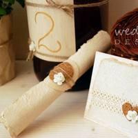 Hogyan legyen szép meghívónk? 3. rész: Wedding Design