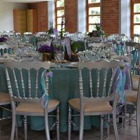Esküvői dekoráció Provence-i hangulatban!