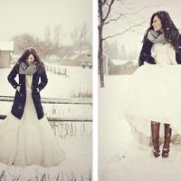 Téli esküvő tüdőgyuller nélkül