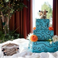 Tim Burton a cukrászdában, avagy az őrült esküvői torta