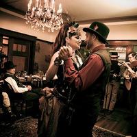 Steampunk esküvő - játék rézzel és gőzzel..