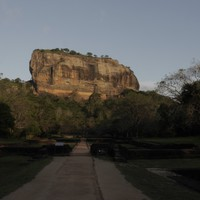 5. Sigiriya - Rock Fortress