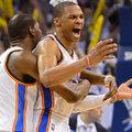 Ma éjszaka kiadós viharban lesz részünk - Westbrook után Durant is visszatér