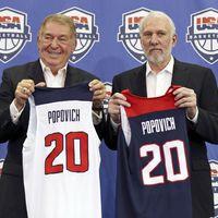 Gregg Popovich lesz a Team USA edzője