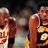Kobe Bryant senkitől sem félt - Jordantől sem