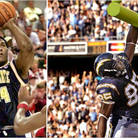 NFL játékosok, akik akár az NBA-ben is sztárok lehetnének