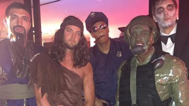 Halloween az NBA-ben