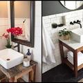 A méret a lényeg a fürdőszobánál is? Így rendezd be az apró helyiséget!