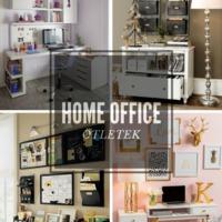 Otthoni iroda ötletek