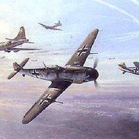 Miért nem lőtték szitává a propellert a világháborús vadászgépek?