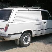 Már a hetvenes években elektromos autót épített a Lada